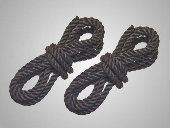 Hamacama® Ropes Black