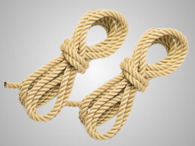 Hamacama® Ropes Natural