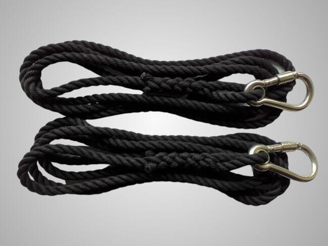 Hamacama® Super Ropes Black