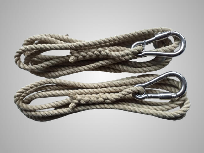 Hamacama® Super Ropes Natural